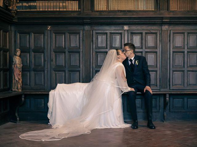 Il matrimonio di Luca e Nicole a Monte Cremasco, Cremona 70