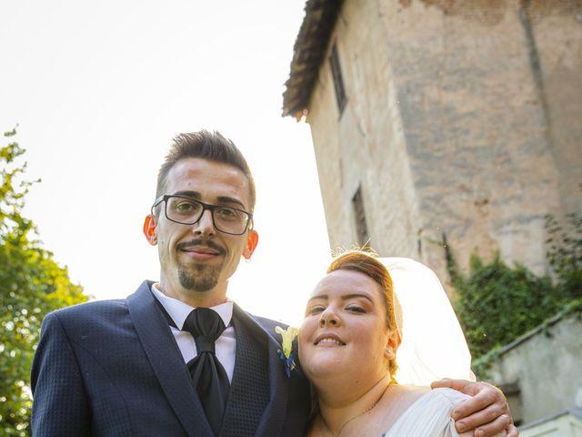 Il matrimonio di Luca e Nicole a Monte Cremasco, Cremona 77