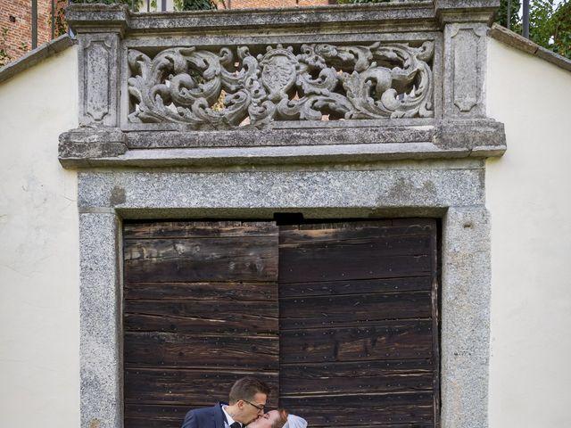 Il matrimonio di Luca e Nicole a Monte Cremasco, Cremona 78