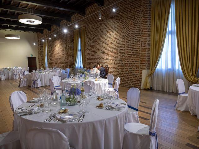 Il matrimonio di Luca e Nicole a Monte Cremasco, Cremona 81