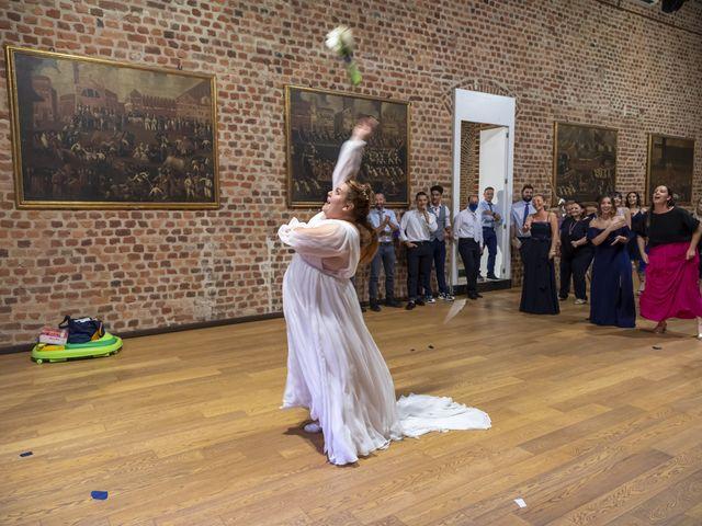 Il matrimonio di Luca e Nicole a Monte Cremasco, Cremona 83