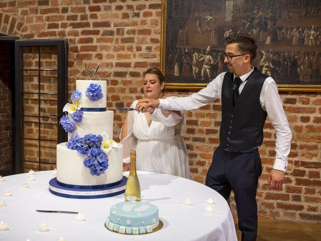 Il matrimonio di Luca e Nicole a Monte Cremasco, Cremona 88