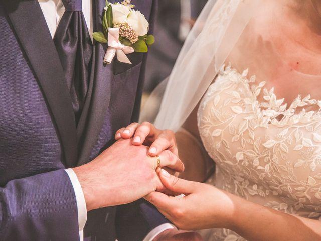 Il matrimonio di Fabio e Elena a Lograto, Brescia 2