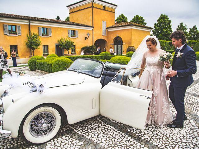 Il matrimonio di Fabio e Elena a Lograto, Brescia 6