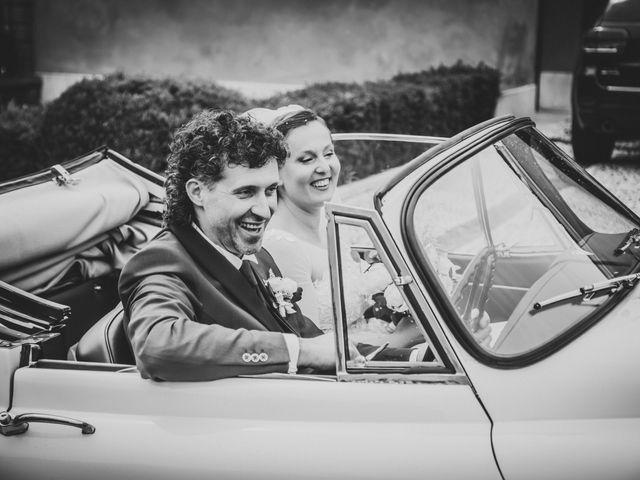 Il matrimonio di Fabio e Elena a Lograto, Brescia 7