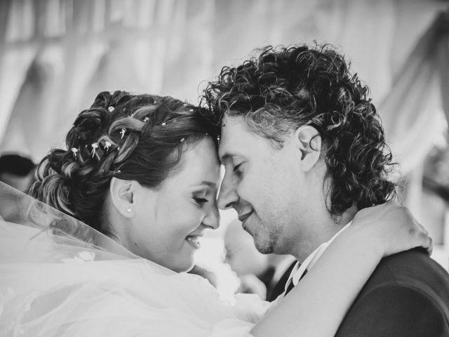 Il matrimonio di Fabio e Elena a Lograto, Brescia 10