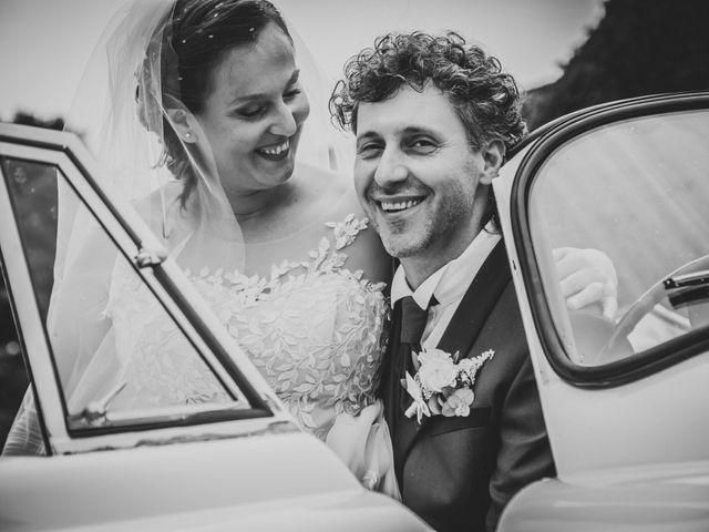 Il matrimonio di Fabio e Elena a Lograto, Brescia 11