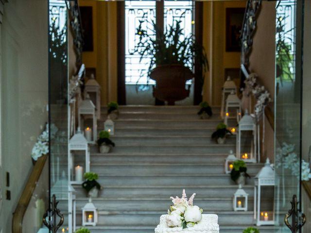 Il matrimonio di Fabio e Elena a Lograto, Brescia 12