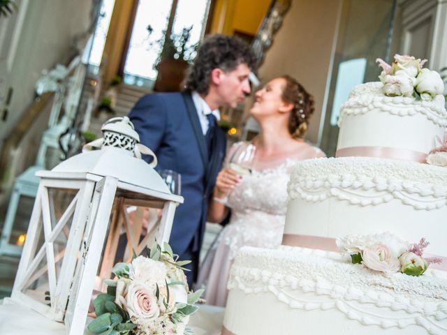 Il matrimonio di Fabio e Elena a Lograto, Brescia 13
