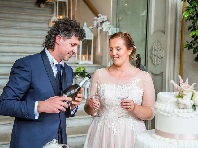 Il matrimonio di Fabio e Elena a Lograto, Brescia 14