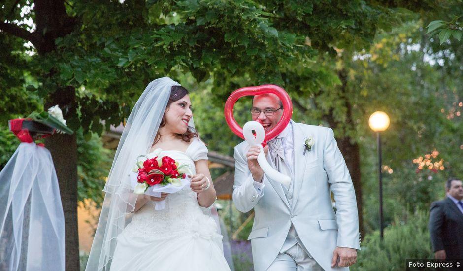 Il matrimonio di Tiziano e Rosaria a San Lazzaro di Savena, Bologna