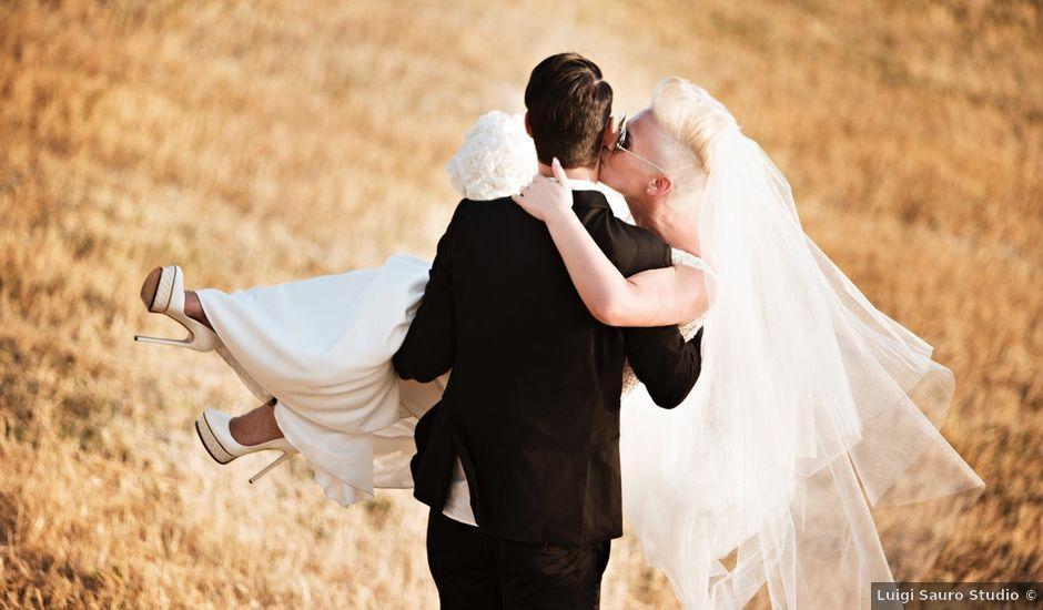 Il matrimonio di Dennis e Silvia a Ancona, Ancona