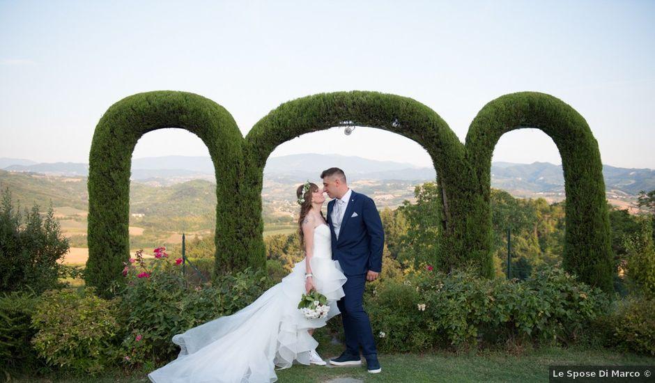 Il matrimonio di Daniele e Romina a Novi Ligure, Alessandria