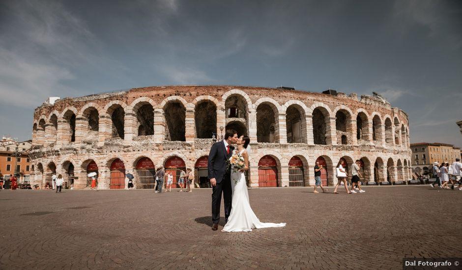 Il matrimonio di Sergio e Chiyan a Verona, Verona