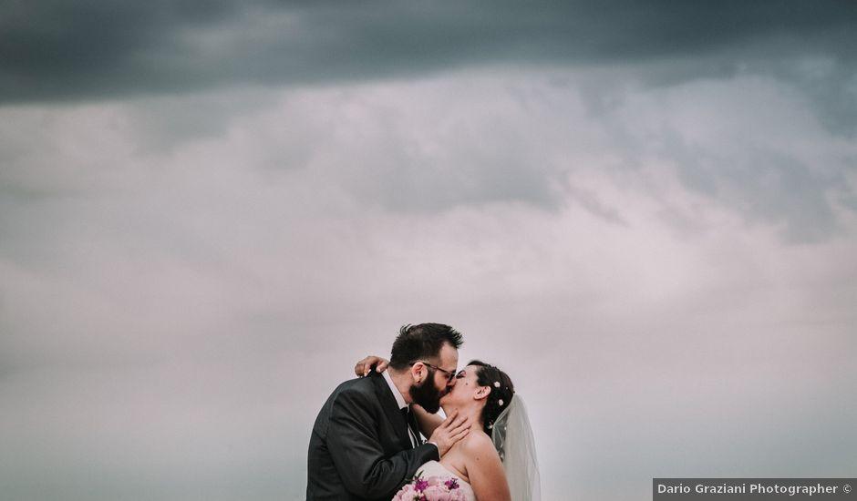 Il matrimonio di Marco e Marta a Nettuno, Roma