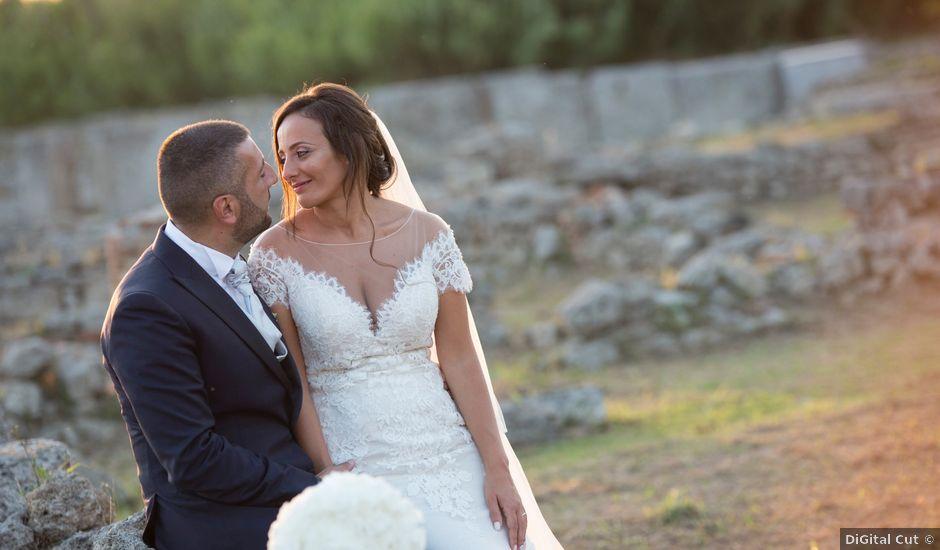 Il matrimonio di Francesco e Elena a Roccadaspide, Salerno
