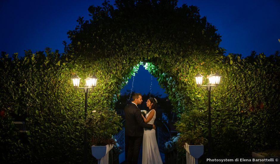 Il matrimonio di Gianluca e Giusy a Senago, Milano