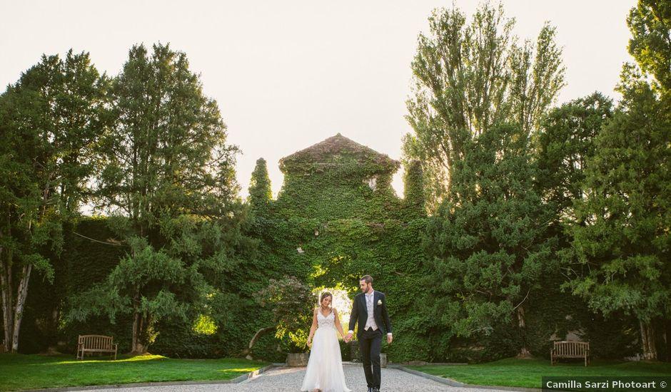 Il matrimonio di Luca e Martina a Castelvetro Piacentino, Piacenza