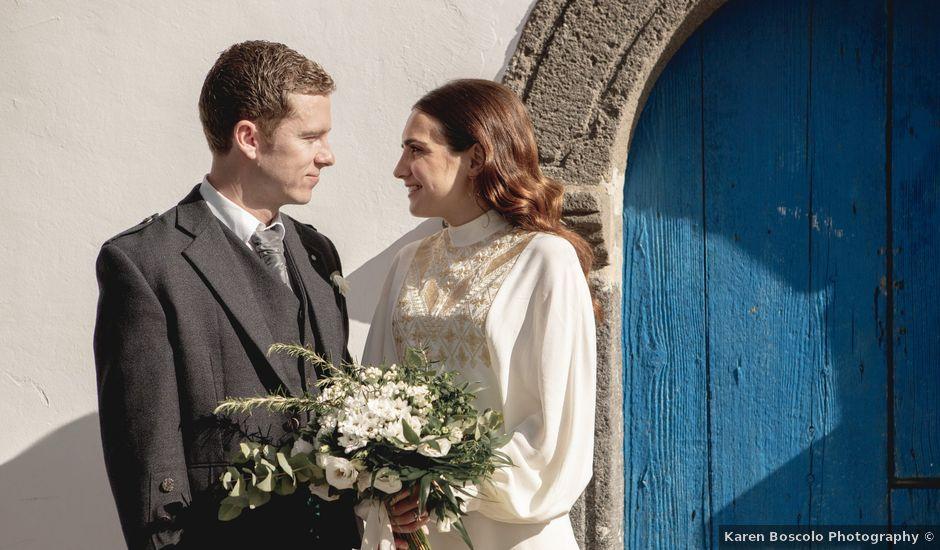Il matrimonio di David e Kristie a Milazzo, Messina