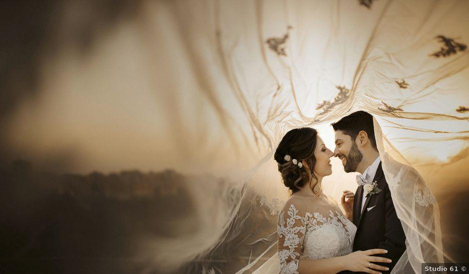 Il matrimonio di Marco e Ornella a Enna, Enna