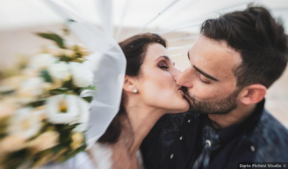 Il matrimonio di Marco e Barbara a Montepulciano, Siena