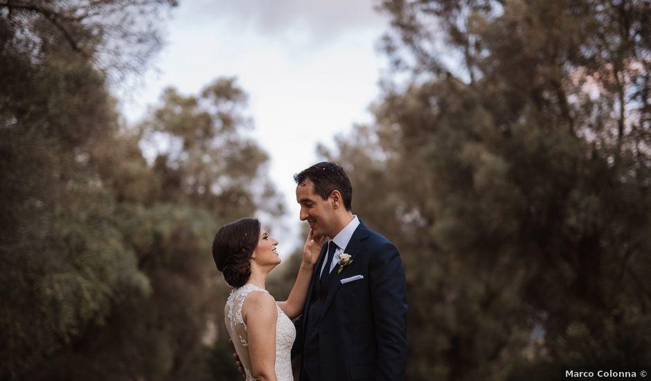 Il matrimonio di Inácio e Valeria a Reggio di Calabria, Reggio Calabria