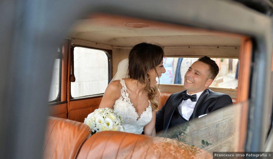 Il matrimonio di Vincenzo e Giusy a Fasano, Brindisi