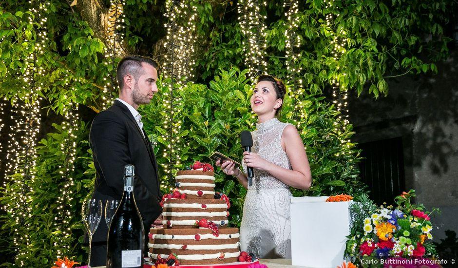 Il matrimonio di Fabio e Giada a Bergamo, Bergamo