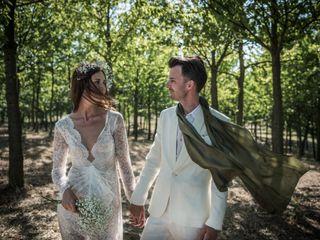 Le nozze di Kristin e Johannes