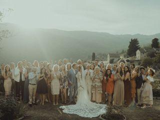 Le nozze di Alain e Esmee