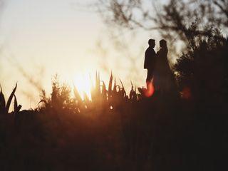 Le nozze di Cristian e Stefania