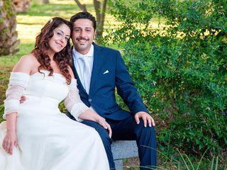 Le nozze di Barbara e Luciano