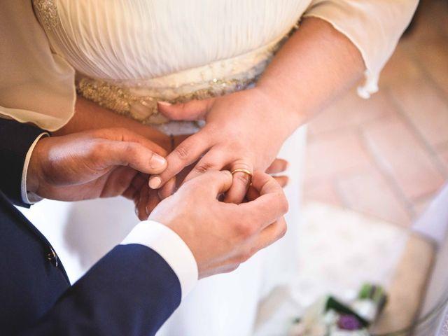 Il matrimonio di Marco e Teresa a Riparbella, Pisa 11