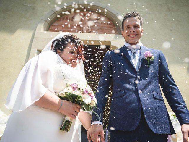 Il matrimonio di Marco e Teresa a Riparbella, Pisa 13