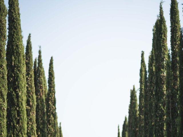 Il matrimonio di Marco e Teresa a Riparbella, Pisa 15