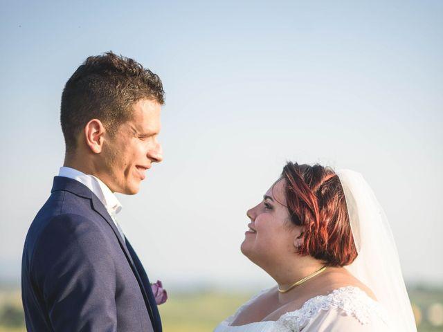 Il matrimonio di Marco e Teresa a Riparbella, Pisa 19