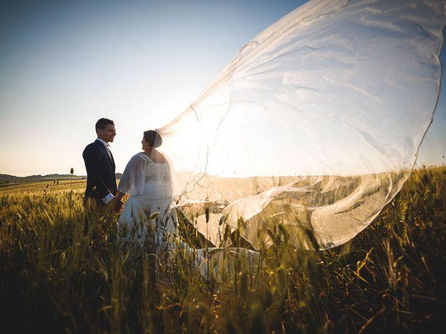 Le nozze di Teresa e Marco