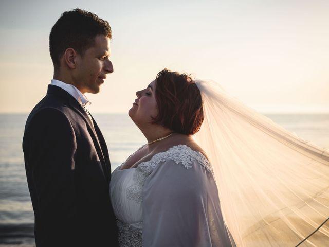 Il matrimonio di Marco e Teresa a Riparbella, Pisa 21