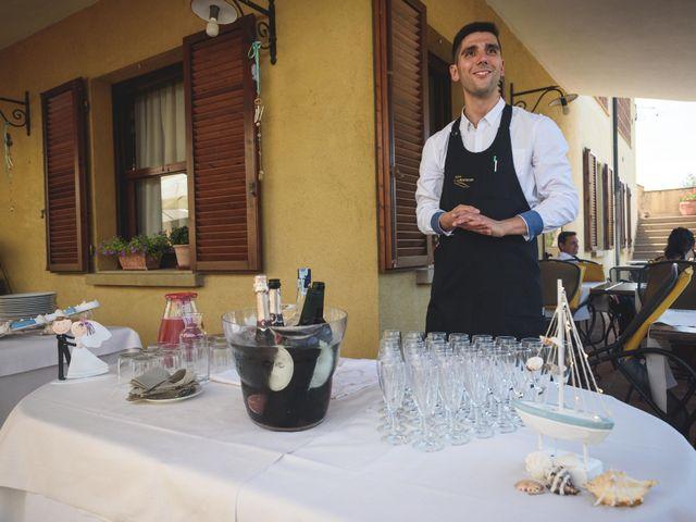 Il matrimonio di Marco e Teresa a Riparbella, Pisa 29