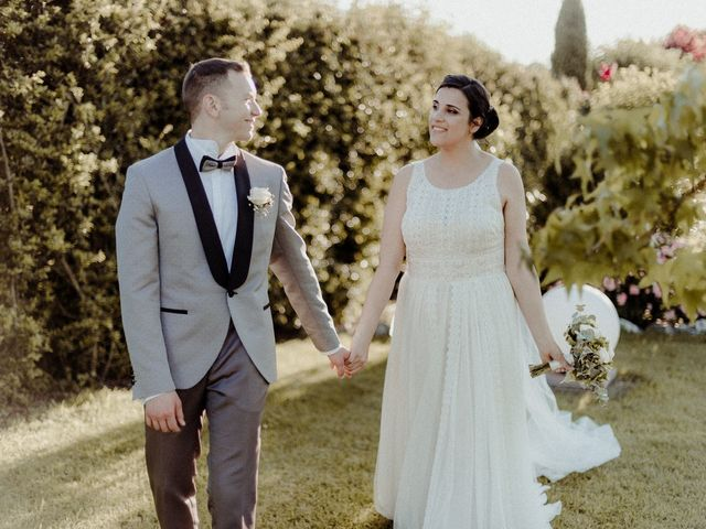 le nozze di Lucia e Riccardo
