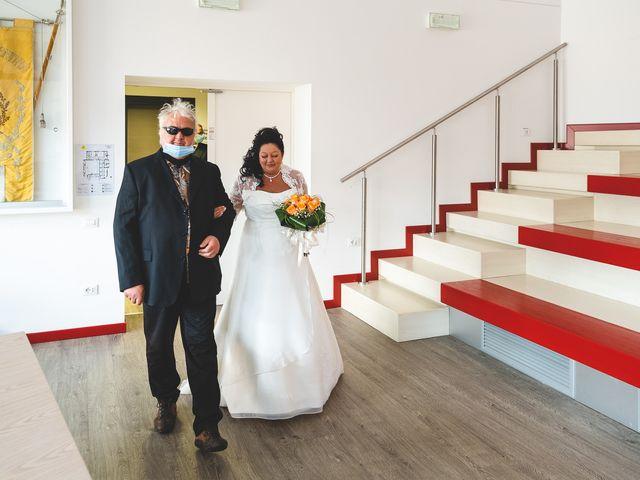 Il matrimonio di Stefano e Barbara a Fiumicello, Udine 6
