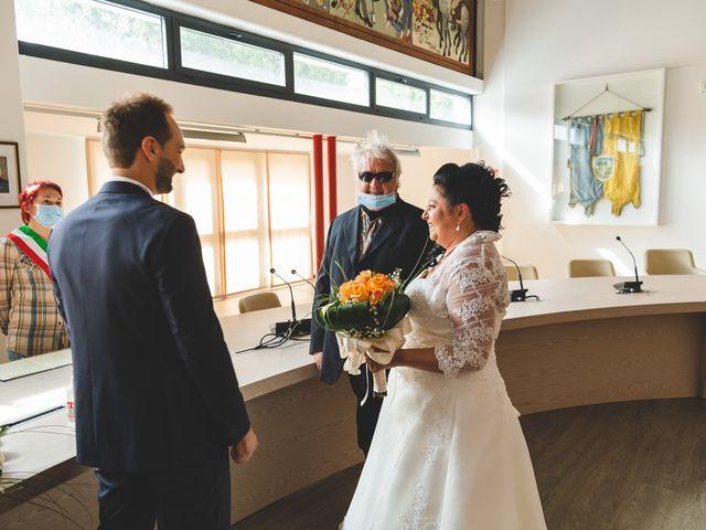 Il matrimonio di Stefano e Barbara a Fiumicello, Udine 8