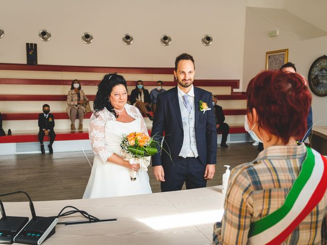 Il matrimonio di Stefano e Barbara a Fiumicello, Udine 9