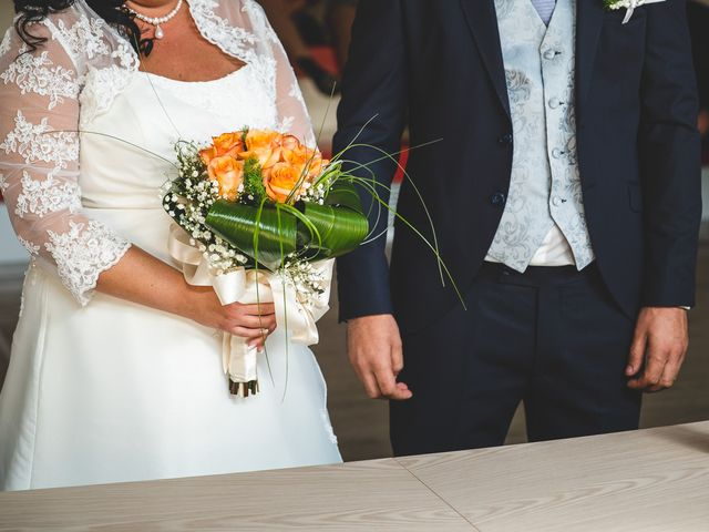 Il matrimonio di Stefano e Barbara a Fiumicello, Udine 10