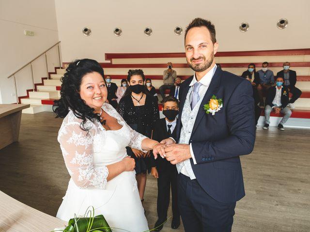 Il matrimonio di Stefano e Barbara a Fiumicello, Udine 14