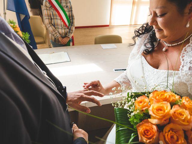Il matrimonio di Stefano e Barbara a Fiumicello, Udine 15