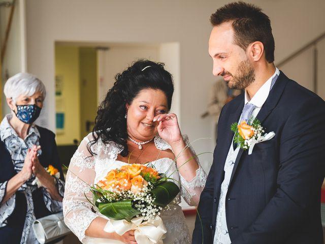Il matrimonio di Stefano e Barbara a Fiumicello, Udine 16