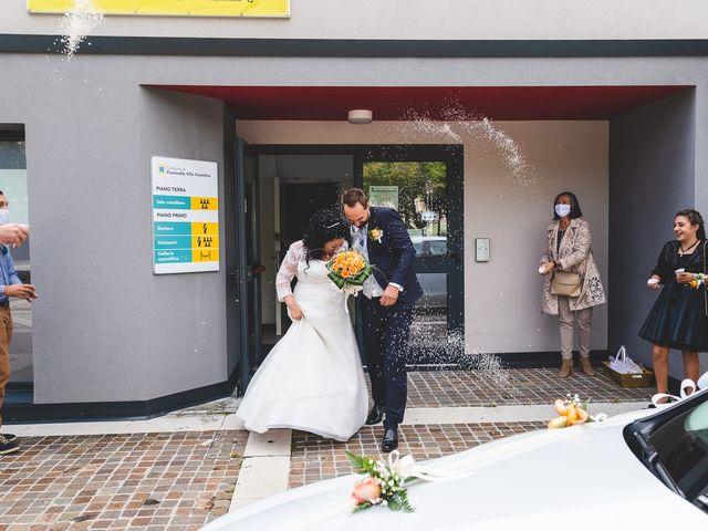 Il matrimonio di Stefano e Barbara a Fiumicello, Udine 19