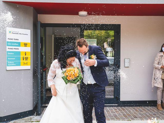 Il matrimonio di Stefano e Barbara a Fiumicello, Udine 20