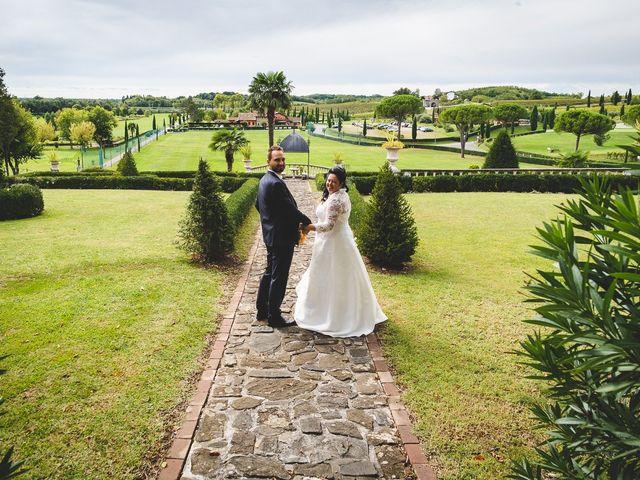 Il matrimonio di Stefano e Barbara a Fiumicello, Udine 32